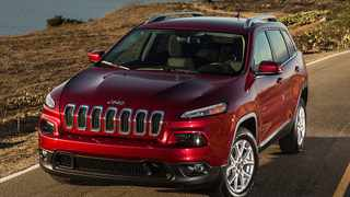 US National Highway Traffic Safety Administration is investigating two cases of brand new 2015 Cherokees catching fire.