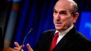 Elliott Abrams is the top US diplomat for Iran. File picture: Andrew Harnik/Reuters