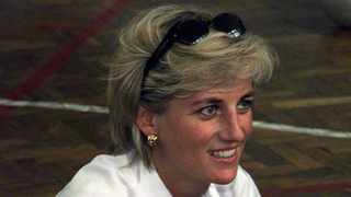 While living at Kensington Palace, the late Princess Diana reportedly went against palace protocol and took matters into her own hands. Picture: AP