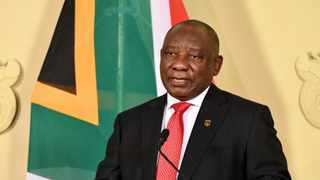 President Cyril Ramaphosa has vowed that the government was on track to create 100 000 new jobs by the end of 2023 as it ramps up the Presidential Employment Stimulus (PES) plan. Picture: Elmond Jiyane/GCIS