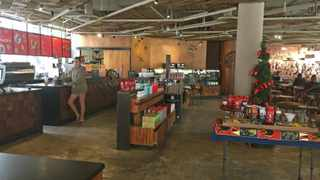 Starbucks Coffee, Rosbank - Starbucks Coffee, South Africa is run by the same parent company which runs Domino's, Taste Holdings. Picture: Tracey Adams/African News Agency(ANA)