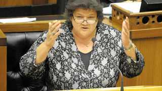 Minister of Public enterprises Lynne Brown instructed the SAA board to allow its CEO to return to work. File picture: Jeffrey Abraham
