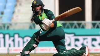 Mignon du Preez has been a stalwart of the Proteas' Women's team. Picture: @OfficialCSA via Twitter