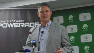 Cricket South Africa CEO Jacques Faul refused to go into reasons for his resignation. Picture: Sydney Mahlangu/BackpagePix.