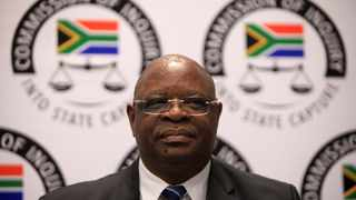 Deputy Chief Justice Raymond Zondo adressed. Picture: Nhlanhla Phillips/African News Agency (ANA).