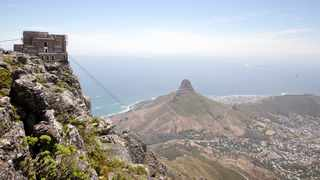 Table Mountain Aerial Cableway Company launches new private cable car service. Picture: Leon Lestrade. African News Agency/ANA.