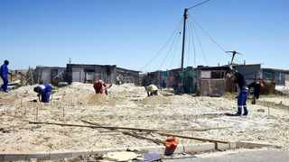 The Khayelitsha Human Settlements Forum is calling for urgent action to be taken to address the shortage of housing. Picture: Thomas Holder/African News Agency (ANA) Archives