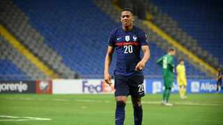 France's forward Anthony Martial reacts after an injury during the FIFA World Cup Qatar 2022 qualifier against Kazakhstan. Photo: Frank Fife/AFP