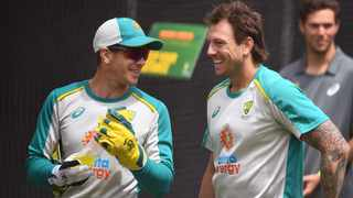 "bang on the mark"""" to inflict more misery after their Adelaide collapse. Photo: AFP"