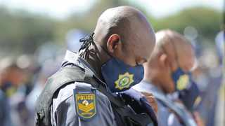 Six police officers were killed in two separate crashes in the Eastern Cape and KwaZulu-Natal whilst on duty Picture: Henk Kruger/African News Agency(ANA)