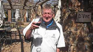 Peet Du Preez, owner of Leriba Lodge Hotel. Picture: Jacques Naude/African News Agency (ANA)