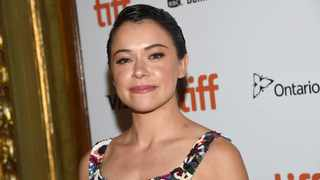 Tatiana Maslany attends the premiere for 'Destroyer' on day 5 of the Toronto International Film Festival at the Winter Garden Theatre on Monday, Sept. 10, 2018, in Toronto. Picture: Evan Agostini/Invision/AP