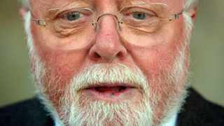 Sir Richard Attenborough died on August 24, 2014, at the age of 90. File picture: Dan Chung