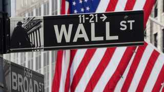 The Wall Street sign is pictured at the New York Stock exchange (NYSE) in the Manhattan borough of New York City, New York. File picture: Reuters/Carlo Allegri