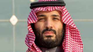 Saudi Arabia's Crown Prince Mohammed bin Salman. Bandar Algaloud/Courtesy of Saudi Royal Court/Handout via REUTERS/File Photo