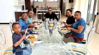 A picture of Communications Minister Stella Ndabeni-Abrahams dining with former deputy minister Mduduzi Manana has landed the minister in hot water.