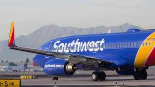 A former pilot for Southwest Airlines has been charged with intentionally committing 'an act of lewd, indecent and obscene exposure of his genitals in a public place,' according to documents filed in US District Court in Maryland. File picture