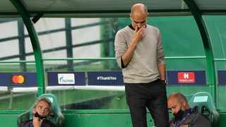 With the millions they have invested in top players and with the most respected coach of his generation in charge, Manchester City should be doing much better than going out of the Champions League in the last eight. Picture: Miguel A. Lopes/AP