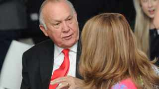Former Steinhoff chairperson Christo Wiese has reportedly told News24 that the National Prosecuting Authority shouldn't be blamed for the slow pace of the Steinhoff probe. Picture Henk Kruger/African News Agency (ANA).