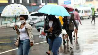 Disaster management teams across KwaZulu-Natal have been placed on high alert following a weather warning of severe thunderstorms expected over parts of the province later on Monday. Picture: Doctor Ngcobo African News Agency (ANA)