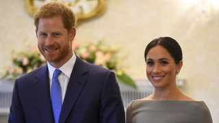 Britain's Prince Harry and his wife Meghan, Duchess of Sussex. Picture: Clodagh Kilcoyne/Reuters