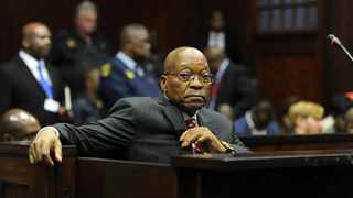 Former president Jacob Zuma feels he is being persecuted by the Zondo Commission. File picture: Felix Dlangamandla/Reuters