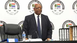 Deputy Chief Justice Raymond Zondo File picture: Karen Sandison/African News Agency (ANA)
