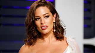 Ashley Graham leaves at least three days between shampooing. (Picture: Reuters)