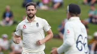 FILE - England's Chris Woakes. Photo: Reuters
