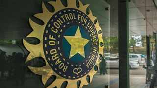 FILE - BCCI shield. Photo: IANS