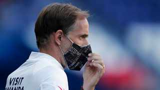 Paris Saint-Germain coach Thomas Tuchel has defended his team against criticism after they completed a sweep of all four French titles on penalties against Olympique Lyon and now set their sights on the resumption of the Champions League. Photo: Francois Mori/AP Photo