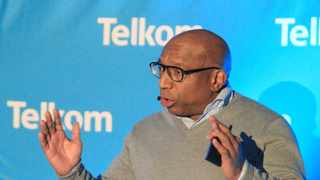 Telkom chief executive Sipho Maseko says the group instructed its lawyers to consider and advise on its options given that the ITA disregarded or had given insufficient weight to the promotion of competition as a material consideration in the licensing of high-demand spectrum. Photo: Jacques Naude/African News Agency (ANA)