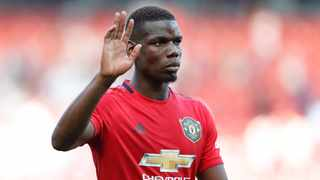 Manchester United's Paul Pogba is one of the many injury headaches ahead of their match against Leicester. Photo: Alastair Grant/AP Photo