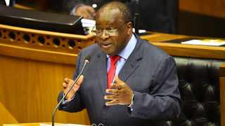 Minister of Fianance Tito Mboweni. Photograph : Phando Jikelo/African News Agency(ANA)