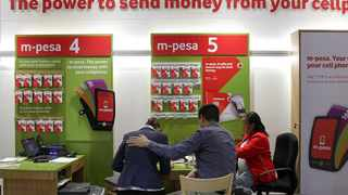 Vodacom said that its subsidiary, Vodacom Tanzania, will pay(R24.74 million in dividends to its M-Pesa customers who have used the service from April to June. Photo: Dean Hutton