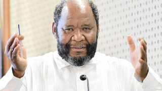 Dr Pali Lehohla, the former Statistician General. Photo: Thobile Mathonsi