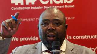 Employment and Labour Minister Thulas Nxesi. Picture: Bongani Shilubane/African News Agency/ANA
