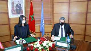 """The Minister of Tourism of Morocco, Nadia Fettah Alaoui, and her team accompanied the delegation during this three-day visit and expressed their commitment to organizing an """"historic"""" General Assembly to showcase the importance of restarting international tourism in a safe and more sustainable way."""