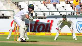 Dean Elgar is certainly the most experienced of the candidates for the Proteas Test captaincy, having played 60 Test matches. Picture: Phando Jikelo/African News Agency (ANA)