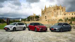 The Toyota Corolla is still the world's best-selling vehicle range.