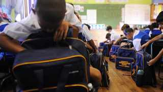 """""""Is it done from the bottom up, where all teachers have a say, or is it determined mainly by the person in charge of the school?"""". Picture: Courtney Africa/African News Agency(ANA)"""