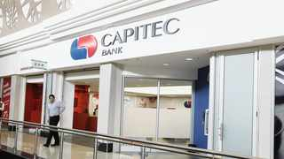 Capitec declared an annual dividend of 1,600 cents per share on Tuesday, when it also reported a 27 percent decline in full-year profit. Photo: Leon Nicholas