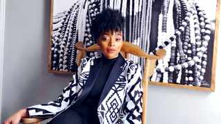 Sandi Mazibuko of House of Fabrosanz will be dressing the Miss SA finalists in her ready-to-wear Nguni print collection. Picture: Supplied