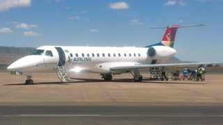 File image: Airlink said in a statement that the route will relaunch the Johannesburg /Sishen route to provide vital air connectivity to the crucial iron ore mining centre.