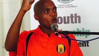 National Freedom Party (NFP) spokesperson, Sabelo Sigudu (Pic supplied: NFP)