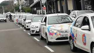The new e-hailing service belonging to the Yotaxi has already started operating in Durban and looks to put an end to Uber and Bolt. Picture Supplied