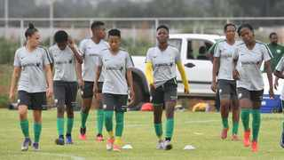 Desiree Ellis said many players in the class of 2020 had excelled and have shown that they are ready to make the transition into professional football. Photo: Sydney Mahlangu/BackpagePix
