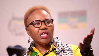 Social Development Minister Lindiwe Zulu. Picture: Nhlanhla Phillips/African News Agency/ANA