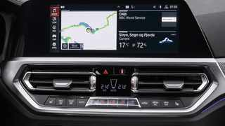 BMW's iDrive has emerged as the most user-friendly infotainment system.