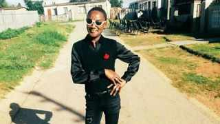 A 28-year-old man who allegedly butchered and murdered Andile Ntuthela (Pictured) and dumped his body in a shallow grave is expected to appear in court. Picture: Twitter.